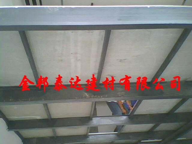 lott钢结构夹层楼板使用说明